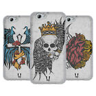 HEAD CASE DESIGNS TATTOO WINGS SOFT GEL CASE FOR HTC ONE A9s