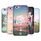 HEAD CASE DESIGNS THOUGHTS TO PONDER SOFT GEL CASE FOR HTC ONE A9s