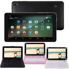 """YOUMI 9""""Tablet PC Android4.4 8GB Quad Core WiFi Bluetooth Dual Camera w/Keyboard"""