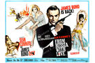 Posters USA - 007 From Russia with Love Movie Poster Glossy Finish - MOV186 $23.94 CAD on eBay