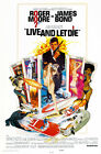Posters USA - 007 Live and Let Die Movie Poster Glossy Finish - MOV192 $16.95 USD on eBay