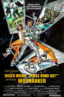 Posters USA - 007 Moonraker Movie Poster Glossy Finish - MOV195 $24.64 AUD on eBay