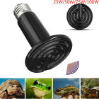 25-100W 110V Pet Reptile Brooder Ceramic Heat Emitter Heated Light Lamp Bulb E27