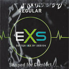 EXS REGULAR Natural Classic Latex Condoms 12 24 36 48 72 100 144 Private