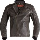 NWT Triumph Motorcycle Men's Bobber Leather Riding Jacket: FREE Shipping!! $450.0 USD