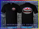 TRIUMPH PERFORMANCE RACING MOTORCYCLE T-SHIRT SIZE S-3XL Available $22.99 USD on eBay