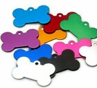 Cheapest!!  Aluminium PET ID Dog and Cat Id Name Disc/Disk Tags, Various colours