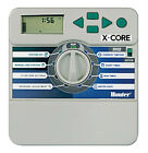 Hunter X-Core 230V 240V Indoor Controller Xcore Timer 2, 4, 6, 8 Stations  Zones
