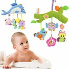 Hot Activity Spiral Stroller Car Seat Travel Lathe Hanging Toys Baby Rattles Toy