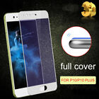 3D Curved Full Cover Tempered Glass Screen Protector Film For Huawei P9 P10 Plus