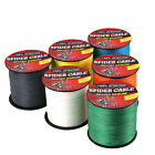 100M 300M 500M 1000M  100%PE 4 STRANDS DYNEEMA SPECTRA FISHING BIG FISHLINE NEW