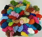 Aunt Lydia's Heavy Rug Yarn 60-140 Yard Skeins Polyester 50+ COLORS Vtg You Pick