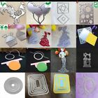 Metal Cutting Die Stencil For DIY Scrapbooking Embossing Paper Card Decor Hot