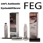 FEG Eyelash Enhancer / Eyebrow Enhancer Serum Liquid ORIGINAL 3ml 100% Genuine