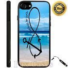I refuse to sink anchor quote Case iPhone 6S 7 Plus Samsung