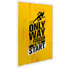Window Display Poster - Simple and cost effective window poster display (2 pack)