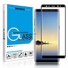 3D Full Coverage Screen Protector Curved Tempered Glass For Samsung Galaxy Note8