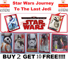 TOPPS STAR WARS - Journey To The Last Jedi Trading Cards #1-160 BUY 4 GET 8 FREE