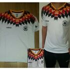 WEST GERMANY DEUTSCHLAND RETRO VINTAGE FOOTBALL SHIRT HOME AWAY  1990 1994  <br/> ✔ UK BASED STOCK  ✔ SAME DAY DESPATCH  ✔ FREE P&amp;P ✔