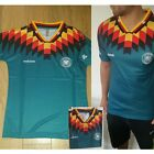 WEST GERMANY DEUTSCHLAND RETRO VINTAGE FOOTBALL SHIRT HOME AWAY  1990 1994