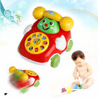 Baby Mixed Toys Kids gift Music Phone Piano colorful Snowflake Block plush toy N