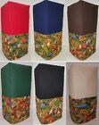 Quilted Rooster Large Blender Cover w/Pocket READY TO SHIP!!