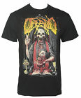 Authentic Oceano Band Preacher Sacrifice Black T-Shirt S-2XL NEW