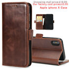 360° Protection Luxury Slim Leather Protective stand Photo ID Wallet case