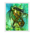 Oilcolor horse Art Canvas Print Wall Painting Picture Unframed Mural Home Decor