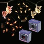 CUTE UNICORN BATTERY OPERATED LED FAIRY LIGHTS STRING