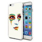 For Various Phones Design Hard Back Case Cover Skin - Bright Face