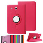 Rotating Leather Case Stand Tablet Cover For Samsung Galaxy Tab 4 /A /Note 10.1""