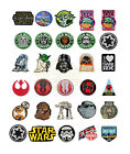 Star Wars Patches Ultimate Collection Embroidered Iron On Sew On Badge Applique