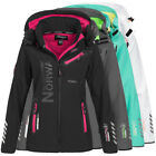 Geographical Norway Reveuse II Lady Damen Softshelljacke Funktionsjacke Outdoor