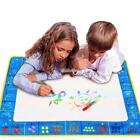 Fashion Children Kids Drawing Water Pen Painting Mat Board Boy Girl Toy EFFU