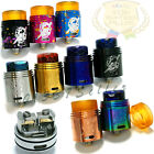 Armageddon Rapture Styled Atty rda SQUONK BF PIN Included Option Resin Hive Tip
