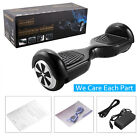 "Hoverboard Electric Self Balanced Scooter Riding E-SCOOTER w/ LED 6.5"" 2 Wheels"