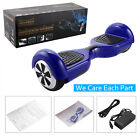 """Hoverboard Electric Self Balanced Scooter Riding E-SCOOTER w/ LED 6.5"""" 2 Wheels"""