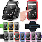 Fancy Running Jogging Gym Armband Case Cover AB27 for Sony Xperia L1