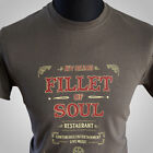 James Bond Fillet Of Soul Live and Let Die Retro Movie T Shirt  007 Cool 70's £13.99 GBP on eBay