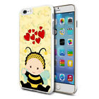 For Various Phones Design Hard Back Case Cover Skin - Baby Bee