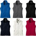 Внешний вид - Ladies Winter Warm Polar Fleece Vest Womens XS S M L XL 2XL 3XL 4XL Womens NEW