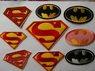 Super Hero, Spiderman, Batman, Superman, Star Wars Iron/Sew On Applique / Patch £1.55 GBP