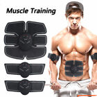 Smart ABS Stimulator Training Fitness Gear Muscl Trainer Fit Body Home Exercise image