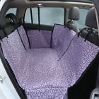 Pet Car Seat Covers Waterproof Back Bench Seat Car Seat Covers Mat for Pet Dogs