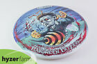"Discraft GLOW SUPERCOLOR HALLOWEEN 2017 MINI BUZZZ 6"" DISC Hyzer Farm disc golf"
