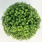 US Artificial Boxwood Grass Ball Topiary Outdoor Indoor Plant Hanging Decoration