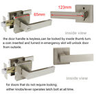 Privacy Passage Door Lever Han...