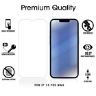Lot 5x 10x 20x 50x 100x Tempered Glass Screen Protector iPhone X 5.8* iPhone 8+