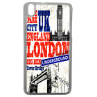 Coque Rigide Londres Uk Pour Htc Desire 816